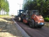Fotky ze stavby cyklostezky Pernink Horní Blatná